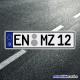 Euro Kennzeichen 460 x 110mm